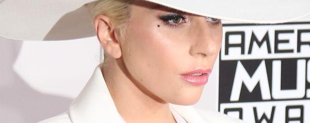 Lady Gaga bei den AMAs
