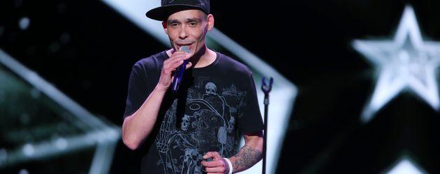 """László Vargas, """"Das Supertalent""""-Kandidat"""