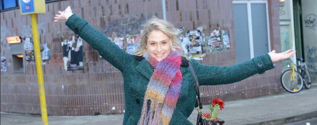 Lea Marlen Woitack, bekannt aus GZSZ