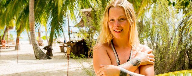 """Leo Bartsch bei """"Adam sucht Eva - Promis im Paradies"""""""