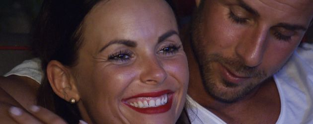 Leonard Freier und Denise Temlitz