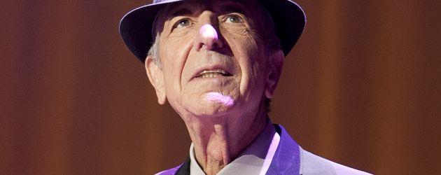 Leonard Cohen im Madison Square Garden, 2012