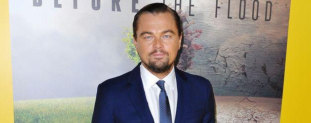 Leonardo DiCaprio in Los Angeles