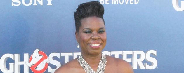 "Leslie Jones bei der ""Ghostbusters""-Premiere in Los Angeles"