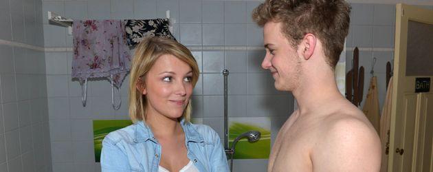 Felix van Deventer und Iris Mareike Steen