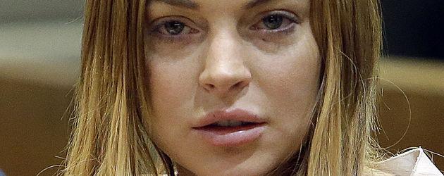 Lindsay Lohan: Nach En... Lindsay Lohan Die