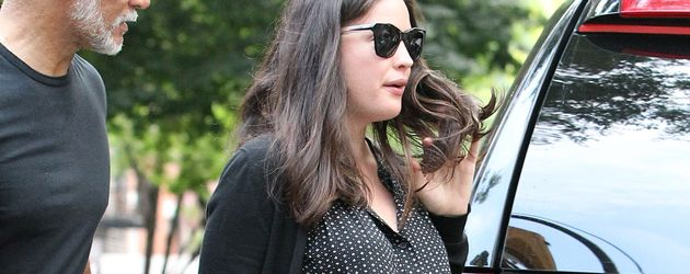 Liv Tyler in New York City