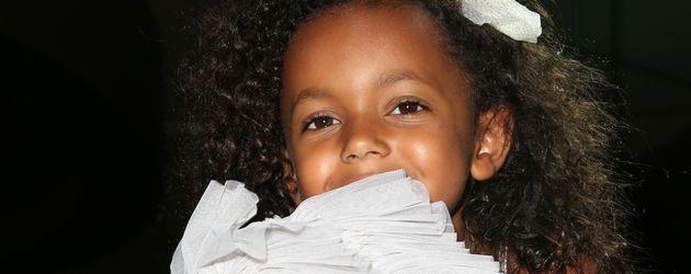 Madison Brown Belafonte, Tochter von Mel B.