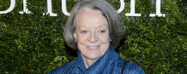 Maggie Smith in London
