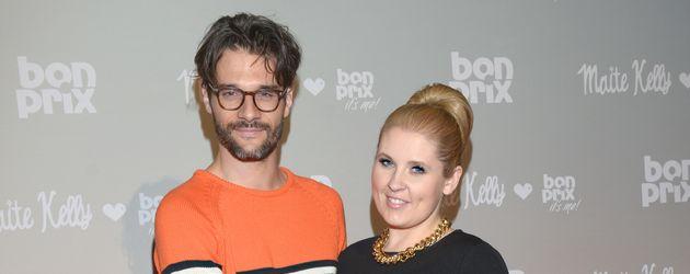 Maite Kelly mit ihrem Mann Laurent Raimond
