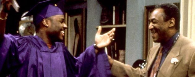 Bill Cosby und Malcolm-Jamal Warner