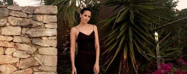 Grace Capristo im Urlaub auf Ibiza