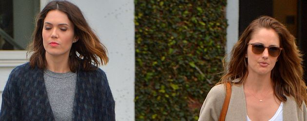 Mandy Moore und Minka Kelly