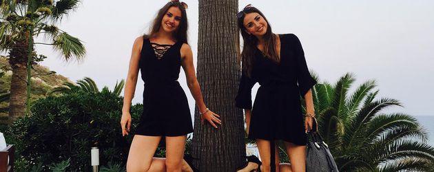 Maria und Ekaterina Leonova