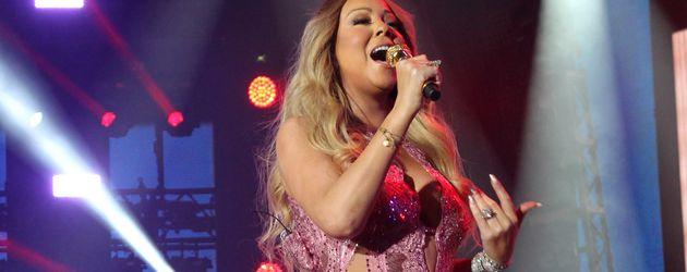 Sängerin Mariah Carey