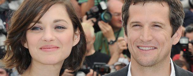 """Marion Cotillard und Guillaume Canet bei der Premiere von """"Blood Ties"""" im Jahr 2013"""