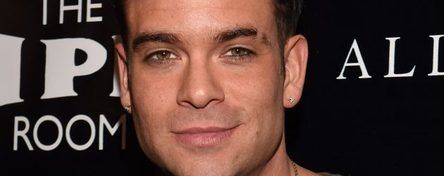 Mark Salling im Viper Room in Hollywood