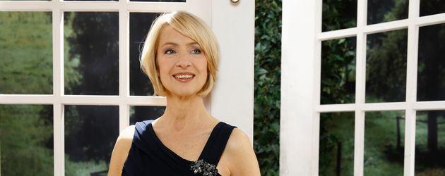 """Martina Servatius beim Photocall von """"20 Jahre Verbotene Liebe"""""""