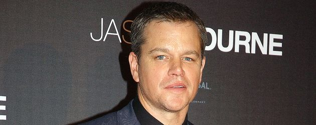 "Matt Damon bei der Premiere von ""Jason Bourne"" in Paris"