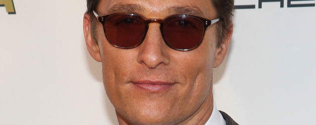 Matthew McConaughey bei den Critics' Choice Movie Awards 2014