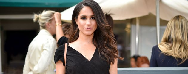 Meghan Markle  beim Grand Slam Turnier in Wimbledon
