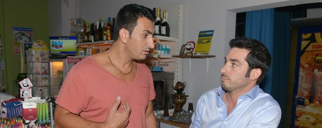 Tayfun Baydar und Mustafa Alin