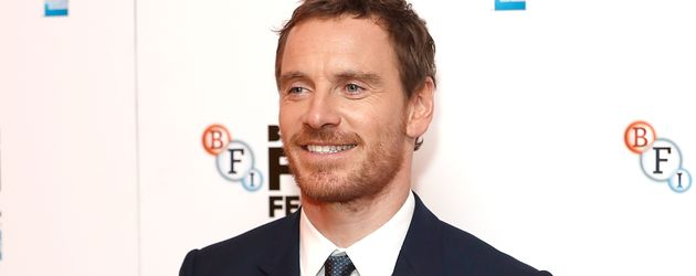 Michael Fassbender beim 60. BFI London Film Festival