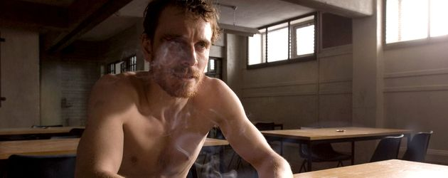 "Michael Fassbender in ""Hunger"""