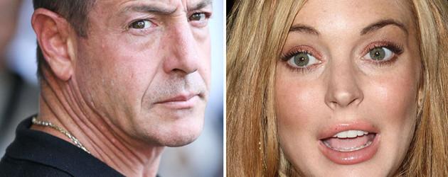 Lindsay Lohan und Michael Lohan