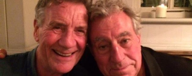 Michael Palin und Terry Jones