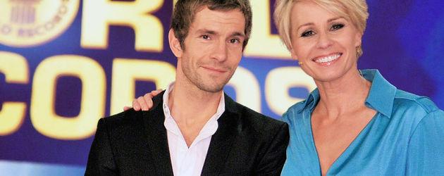 Sonja Zietlow und Micky Beisenherz