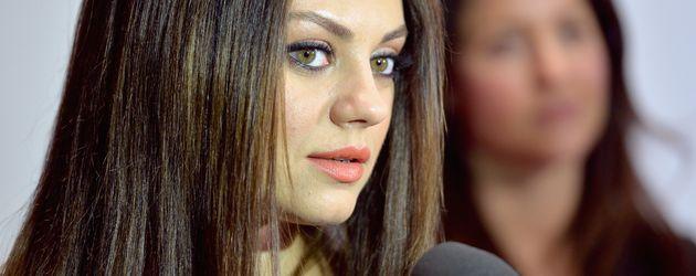 Hollywood-Schauspielerin Mila Kunis