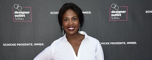 Motsi Mabuse beim Late Night Shopping im Designer Outlet Soltau