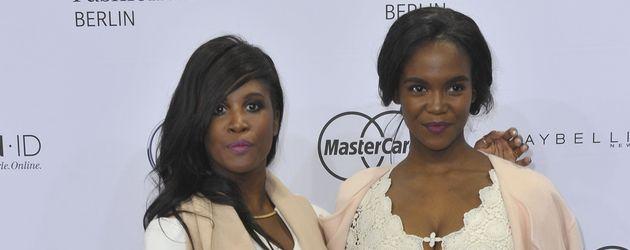 Motsi Mabuse und Schwester Otlile