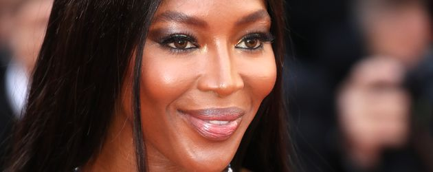 Naomi Campbell in Cannes 2017