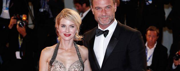 """Naomi Watts und Liev Schreiber bei der Premiere von """"The Bleeder"""" beim Venice Film Festival"""