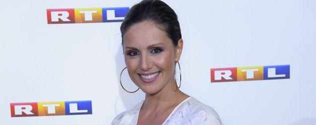 Nazan Eckes bei der Programmpräsentation von RTL im August 2016