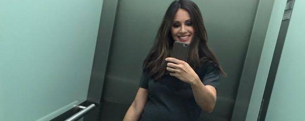 Nazan Eckes vor ihrer Babypause