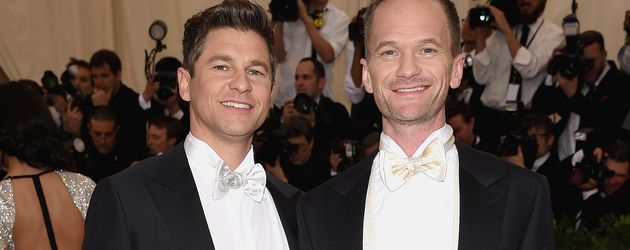 David Burtka und Neil Patrick Harris