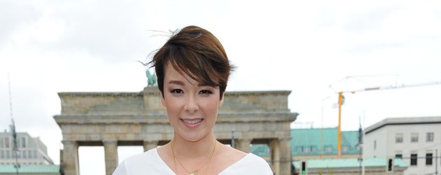 Nela Lee bei der Berlin Fashion Week