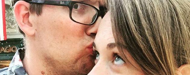 Netz-Star Hank Green mit seiner Frau