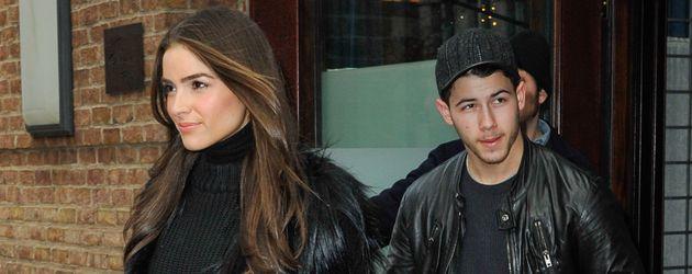 Nick Jonas und Olivia Culpo