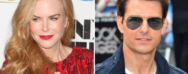 Nicole Kidman und Tom Cruise