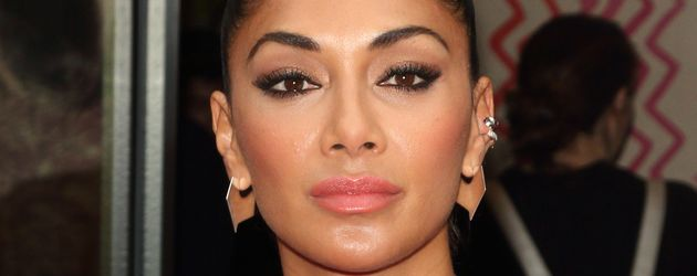 Nicole Scherzinger beim X Factor Presse Launch in London