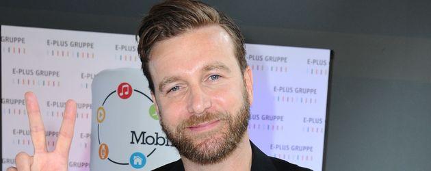 Niels Ruf, Fernsehmoderator und Schauspieler