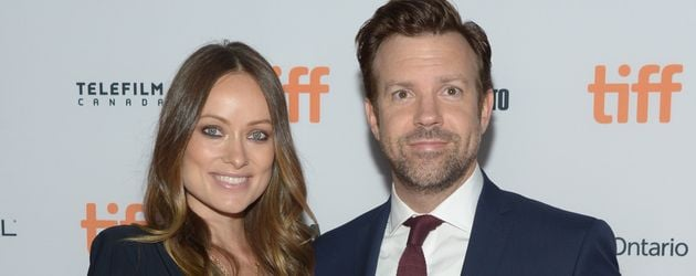 "Schauspielerpaar Olivia Wilde & Jason Sudeikis beim ""Toronto International Film Festival"" in Kanada"