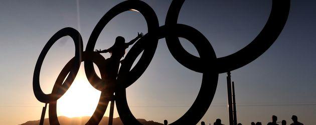 Olympia Ringe in Rio
