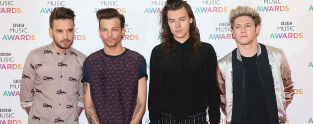 One Direction bei den BBC Music Awards