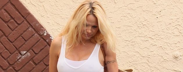 Pamela Anderson Ungeschminkt