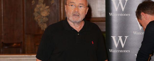 Phil Collins, Musiker und Autor